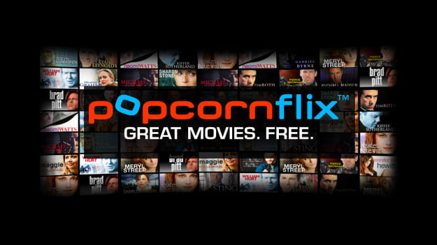 Popcornflix screen