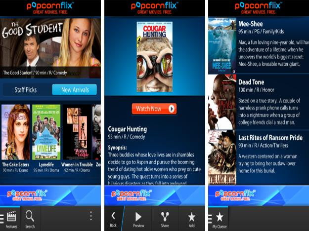 Popcornflix-screenshot