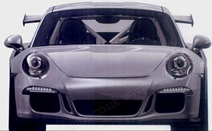 ahead gt  rs debut porsche recounts fifth generation patent image