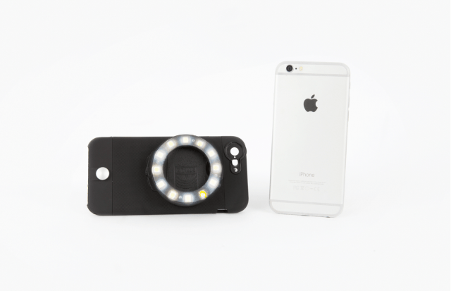 portable ring light for iPhone 6
