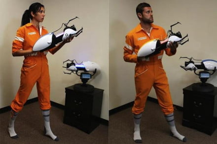 Portal Chell Jumpsuit by NECA