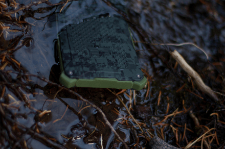 This portable device battery