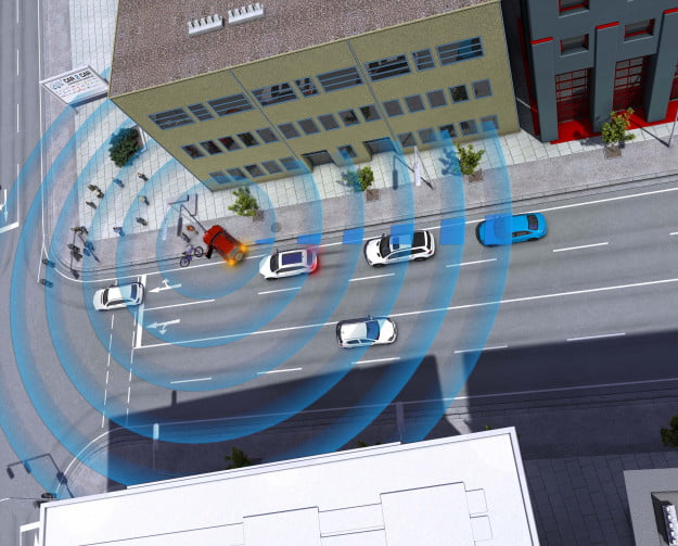 The CAR 2 Car Consortium will let cars communicate with each other