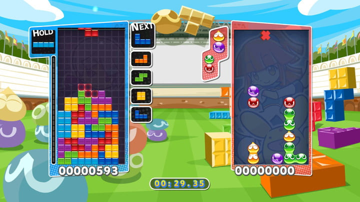 Puyo Puyo Tetris Nintendo Switch Review: Superbly Stacked
