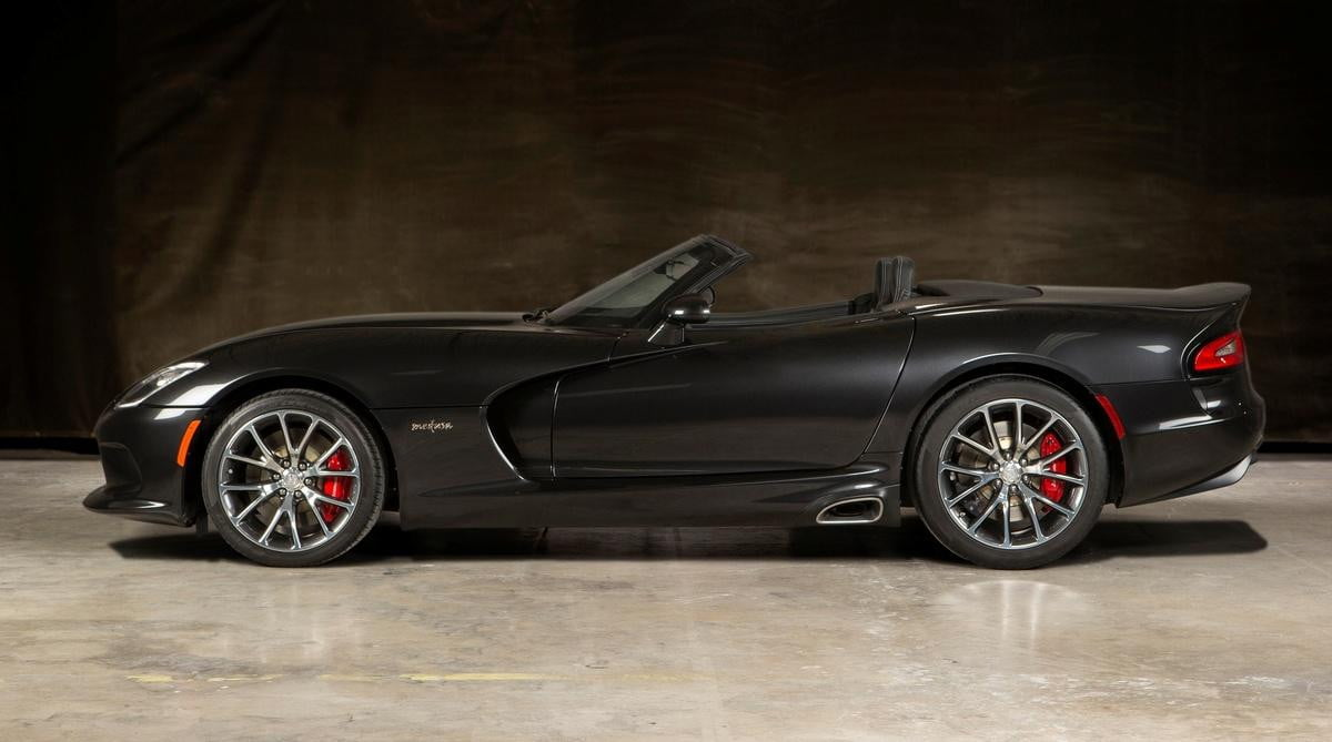 craving an srt viper convertible the prefix medusa is for you