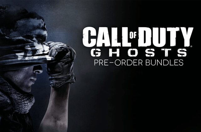 call duty ghosts pre order roundup preorders cod