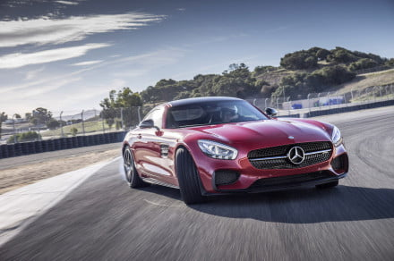 Mercedes will assign its AMG