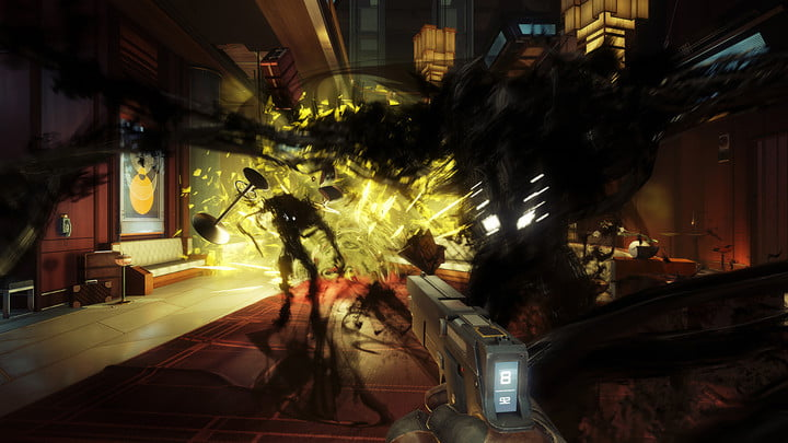 prey puts an arkane studios stamp on sci fi horror interview screens