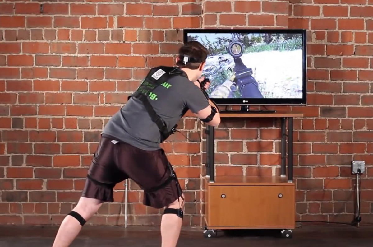 priovr mocap suit turns entire body gaming controller