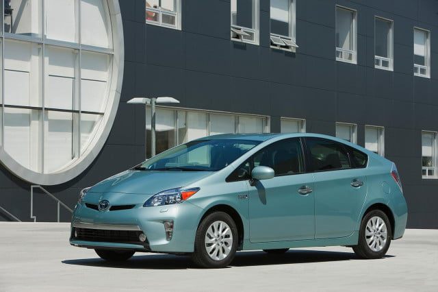 rise of the machines toyota announces new autonomous car tech launches  prius plug in challenge to attract attention for its