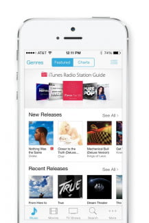 problems with ios 7 itunes