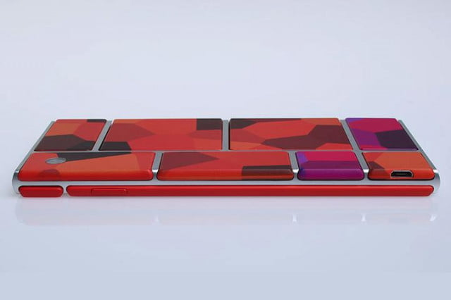 Project Ara Built Phone
