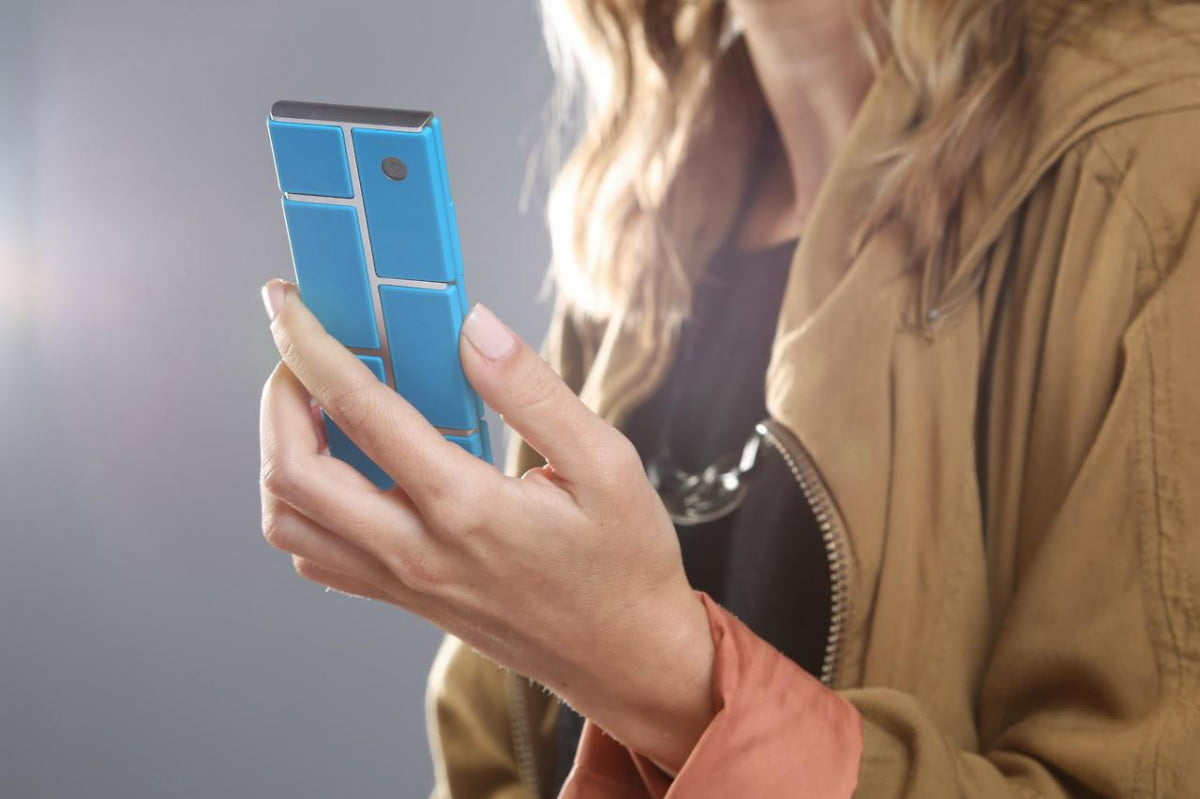 customized gadgets google project ara future of tech concept