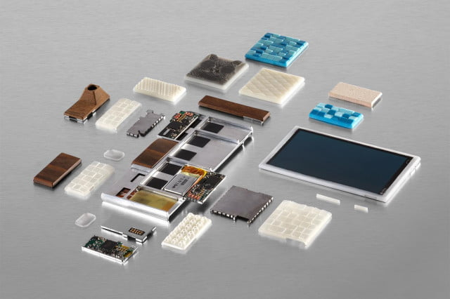 yezz google project ara modular components phonebloks