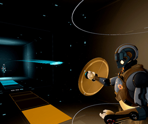 Project Arena isn't just an amazing 'Tron' tribute, it could be VR's first eSport