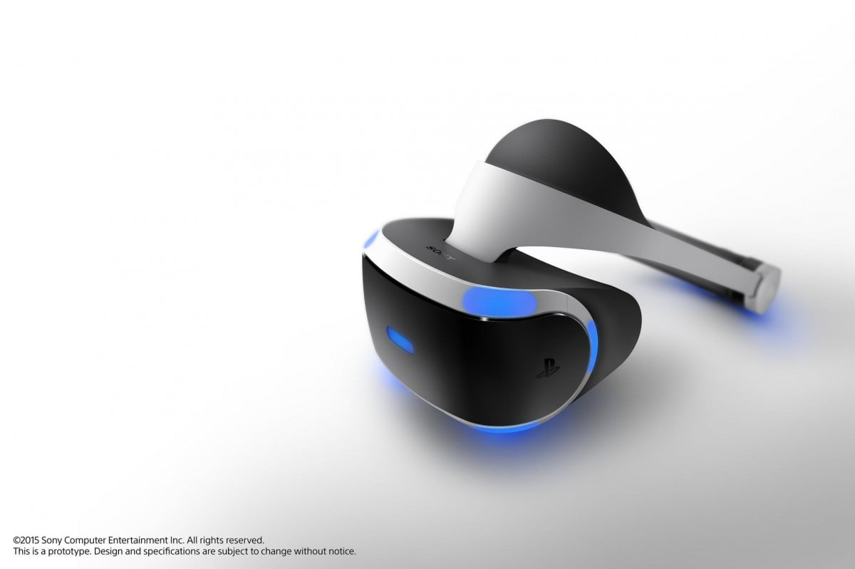 playstations virtual reality headset project morpheus to launch in  gdc