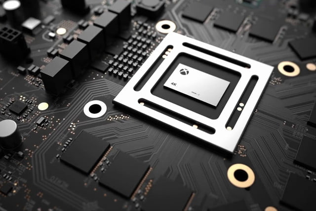 xbox scorpio uwp windows project  x