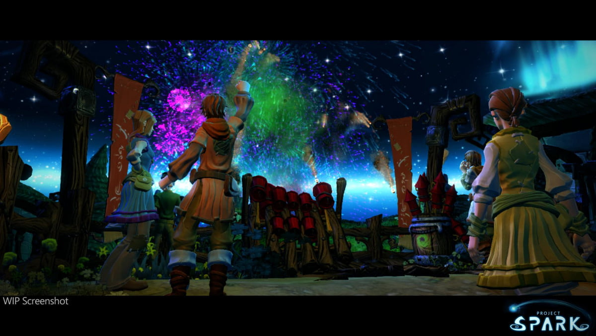 project spark global beta launches xbox one festival dlc  jpg