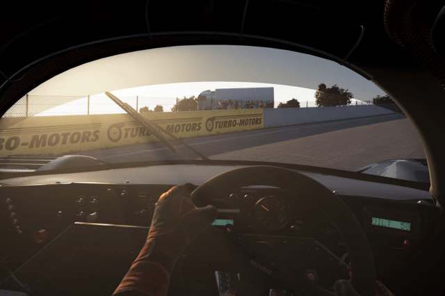 project cars will support  k resolution pc by slightly mad studios