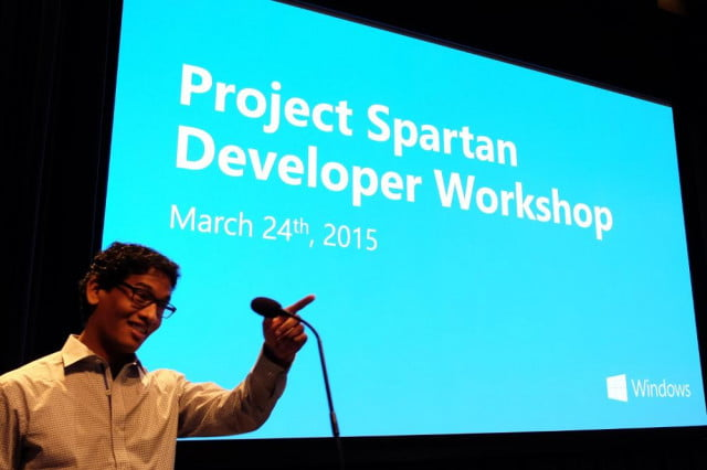 project spartan browser will completely ditch internet explorers code projectspartan