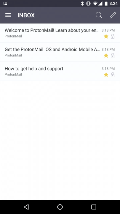 protonmail ios android launch proton