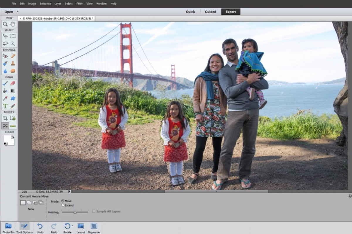 adobe rolls out revamped photoshop premiere elements ps
