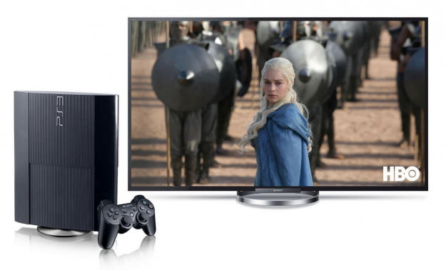 PS3 HBO Go