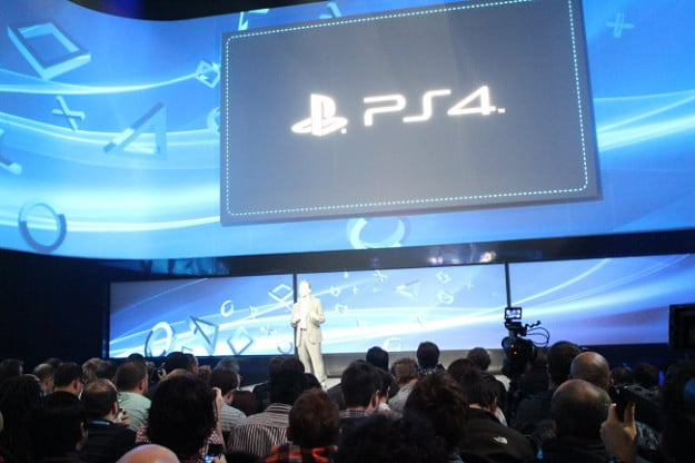 PS4 Specs: Press Conference