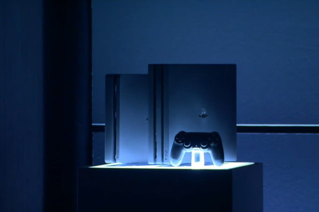 sony announces initial slate of ps  pro compatible games