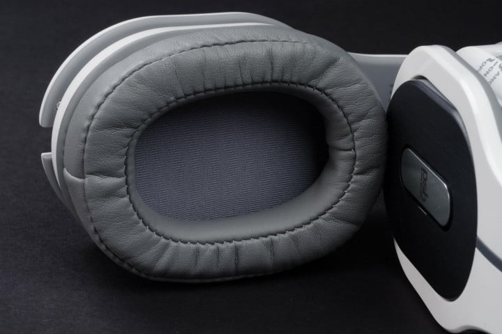 psb m u  review headphone ear cup