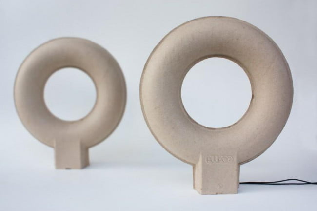 Pulpop biodegradable paper MP3 Speaker