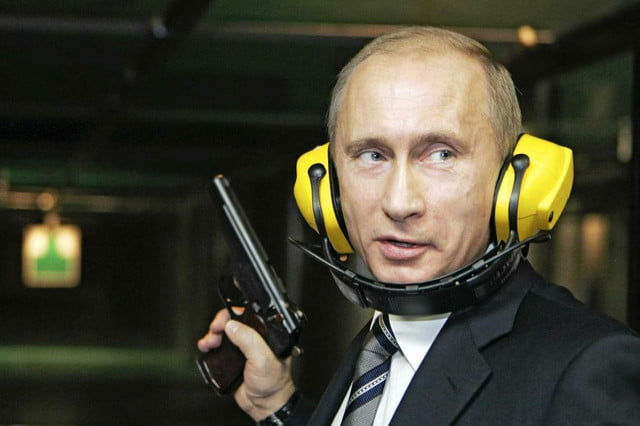 russian president putin to fight zombies in a new game because why not
