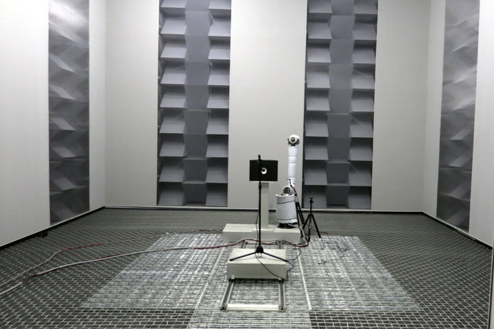 exclusive tour of lgs manufacturing and assembly lines pyongtaek facility anechoic chambers