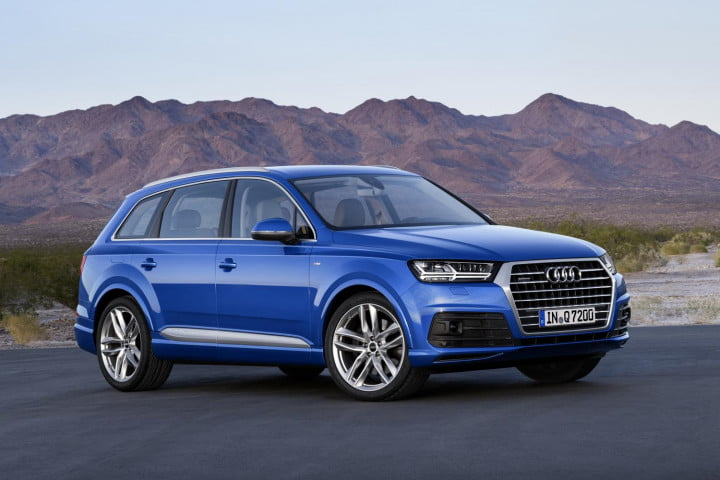 audi q official specs pictures and performance