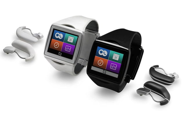 qualcomm toq smartwatch launched at ifa  and earphones
