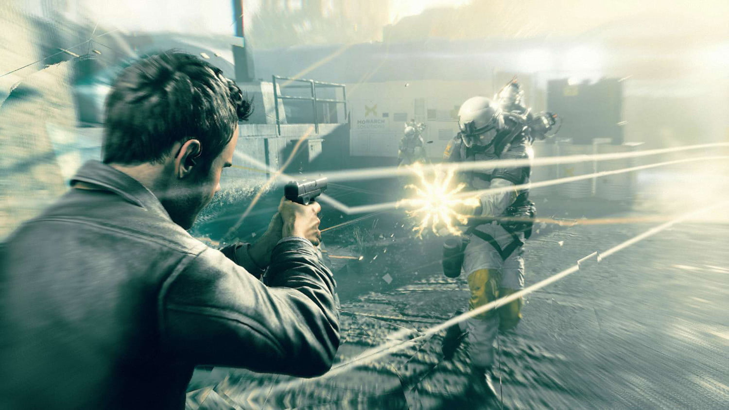 Quantum Break Quantum Break R...