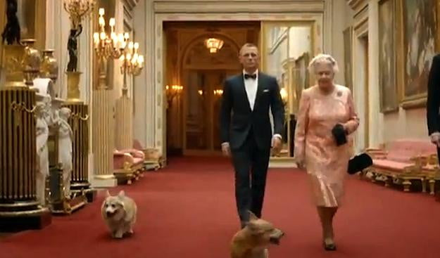queen and bond