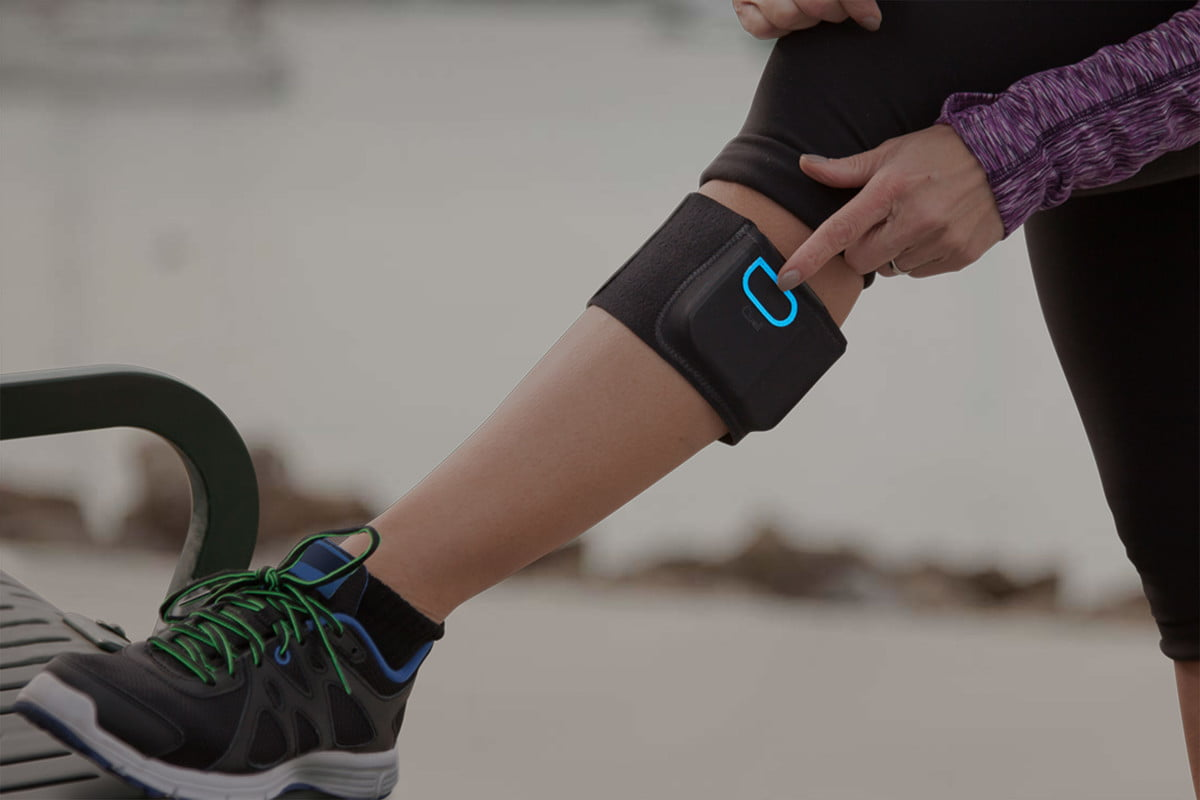 pain relief wearables ces  quell header