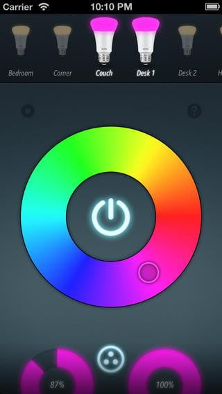 best philips hue apps quickhue