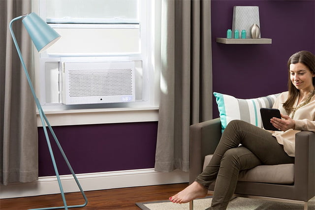 best ac units for your window ge aros smart air conditioner