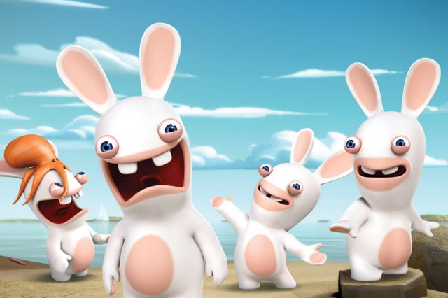rabbids movie coming ubisoft sony pictures