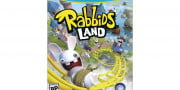kinect party review rabbids land cover art
