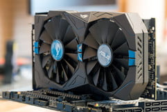 asus strix radeon rx  oc gb review offset sf