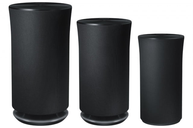 samsung adds three new dressed up models to radiant  wireless speaker series image