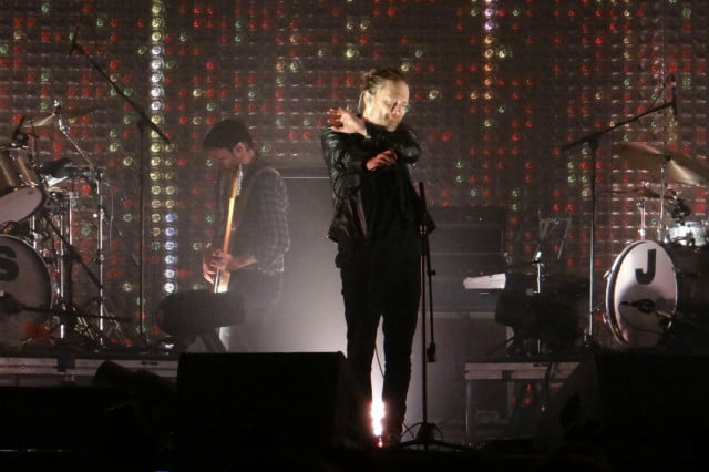 radiohead form new company feeds rumors about album band