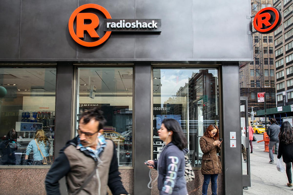 radioshacks files for bankruptcy sprint to take over some stores radioshack