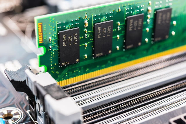 ddr  ram has hit its lowest price point in months