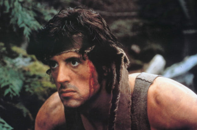 stallone not involved rambo fox series reboot first blood
