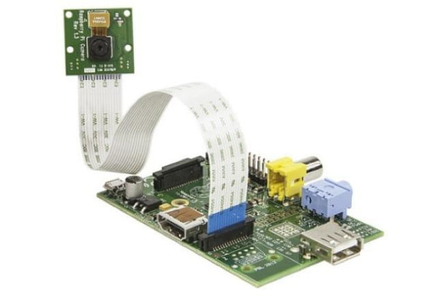 raspberry pi camera now available as a bundle