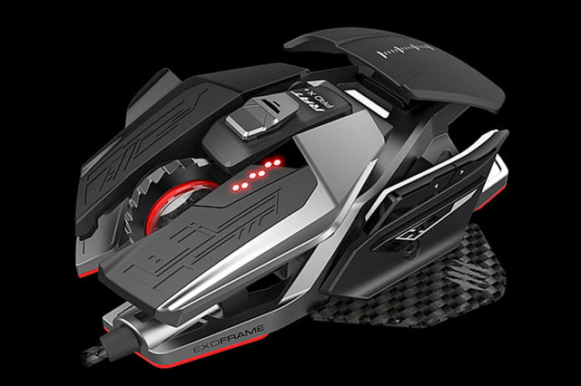 mad catz rat pc gaming mice upgrade pro x